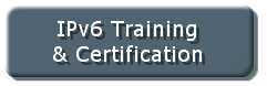 IPv6 Training Cert